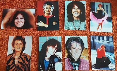 "Annifrid Lyngstad Abba 6"" x 4"" 7 photos"