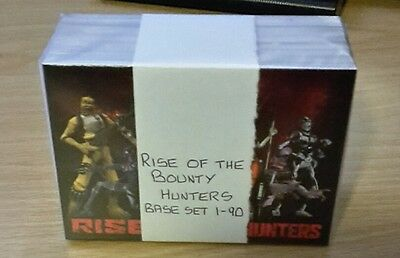 Star Wars Rise Of The Bounty Hunters Base Set 1 - 90