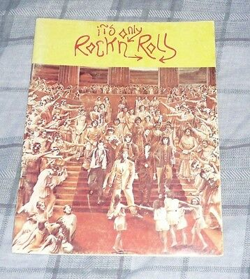 Rolling Stones Its Only Rock n Roll Songbook for Vocal Piano Guitar FREE POSTAGE