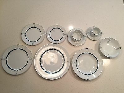 "Swid Powell ""Cityline"" Chicago. ONE 10 Piece Place Setting - 12 Available"