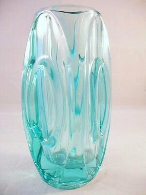 Sklo Union Aqua Glass Lens Vase 914 Schotter For Rosice