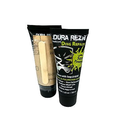 Mini Phix Doctor Durarez Sunpowered Fibre Filled Surfboard Repair (1oz)