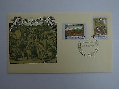 1982 Australian Christmas first day cover
