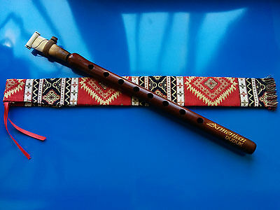 ARMENIAN DUDUK PRO from Apricot Wood with National Case and Playing Instruction