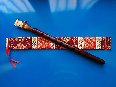 ARMENIAN DUDUK PRO from Apricot Wood, Reed, National Case, Playing Instruction
