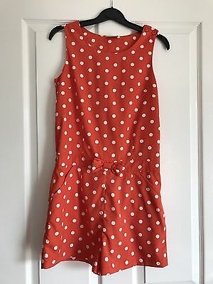 Next Girls Playsuit Size 12 Years Old