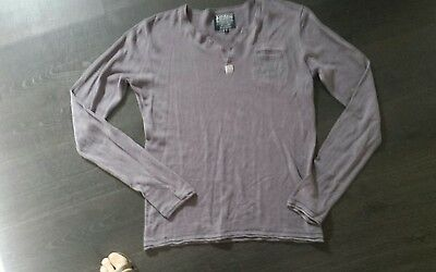 pull fin Kaporal gris taille s ou 36/38