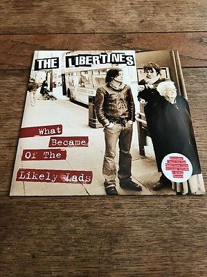 "Libertines What Became of the Likely Lads 7"" Vinyl. Excellent Peter Doherty Rare"