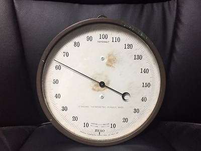 Antique Standard Thermometer - Very Old - # 88
