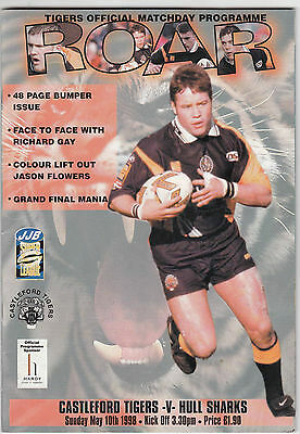 Castleford v Hull Sharks 1998