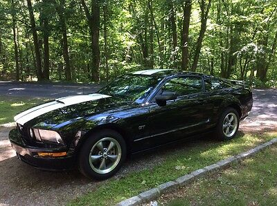 2007 Ford Mustang GT Premium 2007 Mustang GT Premium auto 37K-mile 12-second car