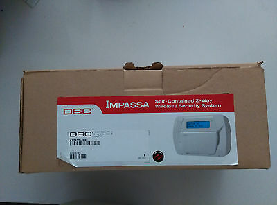 Impassa SCW9055 Self-Contained 2-Way Wireless Security System KIT455-4En