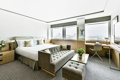 LANCASTER LONDON 4* One Night Stay in Executive Room & Champagne Breakfast