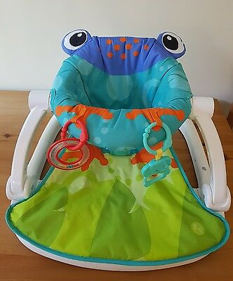 fisherprice baby sit me up chair