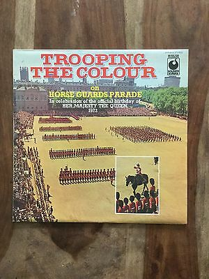 Trooping The Colour - On Horse Guards Parade (Vinyl LP) EX/EX