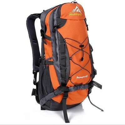 40L Rucksack Backpack Waterproof Hiking Mountain Biking Travel Rucksack Bag