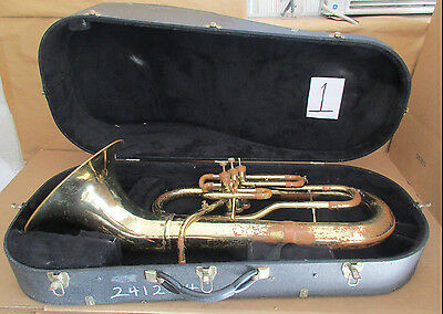 Emperor F.A. REYNOLDS BARITONE / TUBA with Case