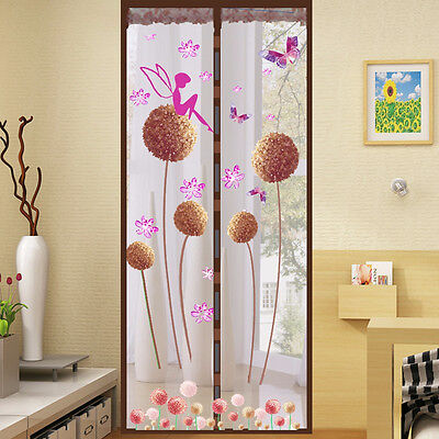 1Pcs Automatic Closing Prevent Mosquito Net Door Curtain Hot Sale Insect Screen