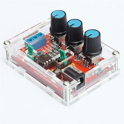 1Pcs Generator Signal Frequency New DIY Kit Output Hot 1Hz-1MHz Adjustable