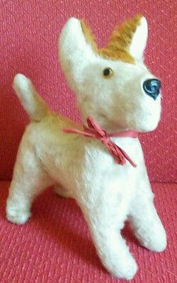 Adorable Vintage Soft  Dog Toy