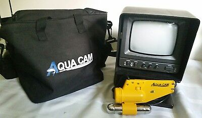 Aqua-Cam ACUW-502 Black & White Underwater Camera System