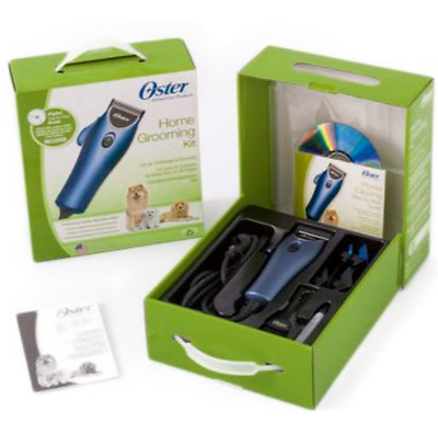 Oster Home Grooming Kit Professional Animal Pet Dog Hair Clipper Trimmer Set NEW