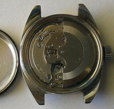 AS 1783 Movement Working  AS 1783 Automatic Movimiento Automatico Funciona