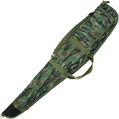 New Anglo Arms Camo Padded Rifle Gun Bag Shooting Air Rifle Case With Strap 243