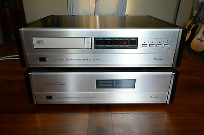 Accuphase DP-80 CD Player - DC-81 Digital Processor