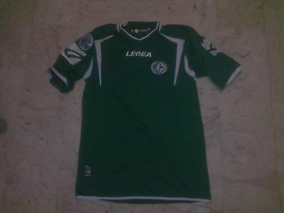 maglia calcio avellino match worn shirt football indossata legea jersey trikot b