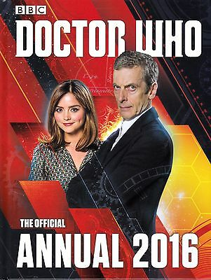 Doctor Who: Official Annual 2016 by Penguin Books Ltd (Hardback, 2015)