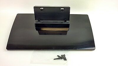 40RV52R  TOSHIBA TV BASE STAND PEDESTAL With Screws LCD HDTV Replacement