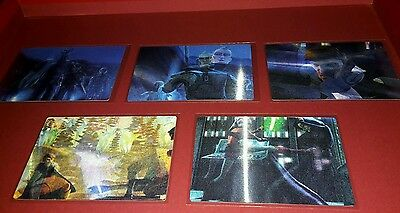Star Wars Rise Of The Bounty Hunter Motion Card Set