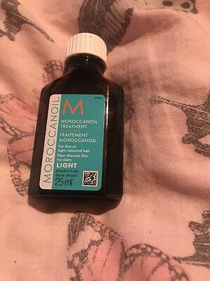moroccan oil hair treatment 25ml New With Out Box