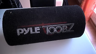 Subwoofer coche pyle toobz pltb8 300w 150 rms