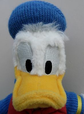 "Genuine Original Disney 11"" Plush DONALD DUCK"