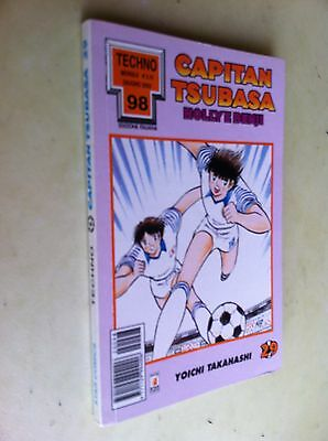 capitan tsubasa holly e benji N° 29 star comics (techno 98)