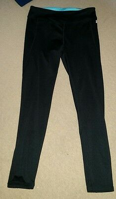 Girls Sports Leggings From H&m - Size 8/10 Years