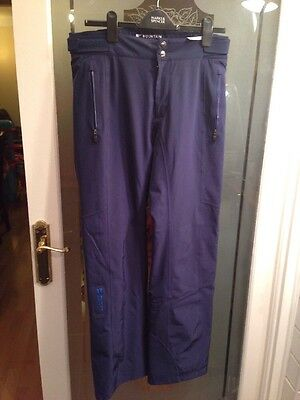 """Mountain Force Men's Slim Fit Stretchy Ski Trousers, Size 36"""""""