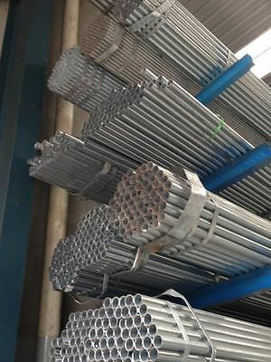 $12 Only !! Galvanised Steel / Round post / Tube / Pipe  6m*25mm*1.3mm