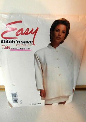 Oop McCalls stitch n Save Tunic and pencil Skirt size 8-14 NEW