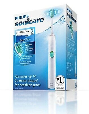 Philips Sonicare Easy Clean Rechargeable Toothbrush 3 series HX6511/50 *SEALED*