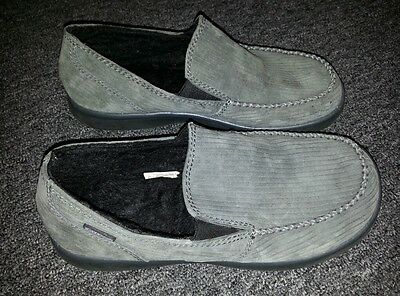 Mens  Patagonia Maui Loafer Slippers Shoes Casual Sz 10 Suede Slip On