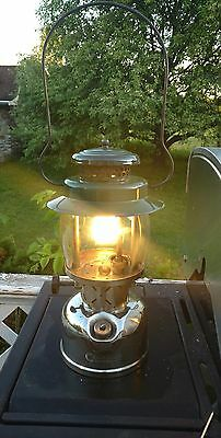 Vintage Coleman Lantern 237 dated 8-48 works great HTF !!!