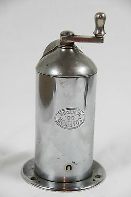 Vintage Soapitor Undercount Bathroom Soap Dispenser Hand Washing 1916 New York