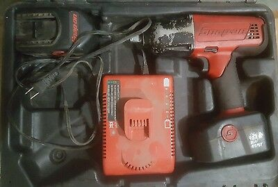 snap on cordless impact wrench