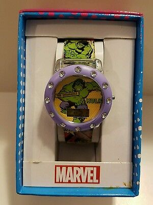 New In Box Hulk Digital Wristwatch