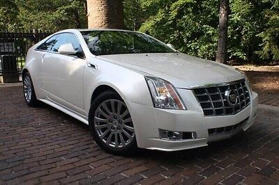 2011 Cadillac CTS COUPE AWD 2011 cadillac cts coupe performance