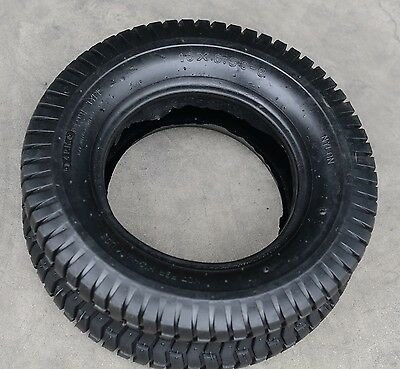 TYRE REPLACEMENT FOR Wheel Barrow Go Cart  Ride on Mower WHEELS 16/6.50-8""