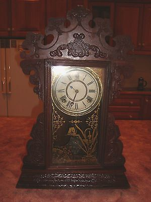 Sessions Mantle Clock Working Order